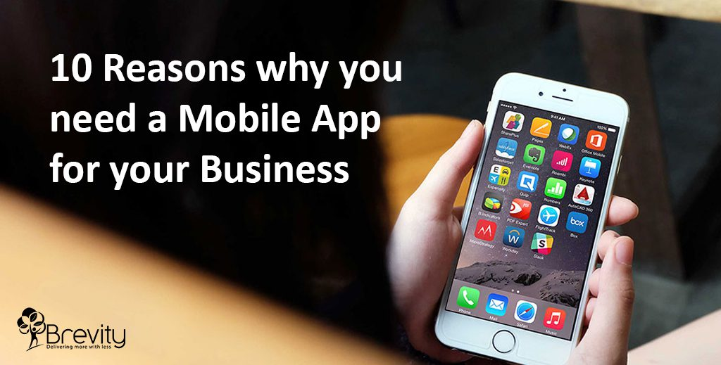 Why you need a mobile apps fro your business