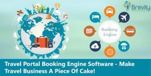 Travel portal software development