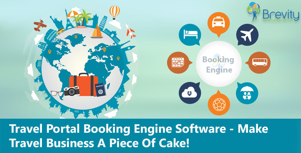 Travel portal software development