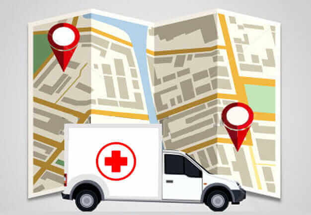 Ambulance Tracking