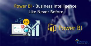 Power BI - Business Intelligence like never before