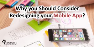 Why you should consider redesigning your mobile app?