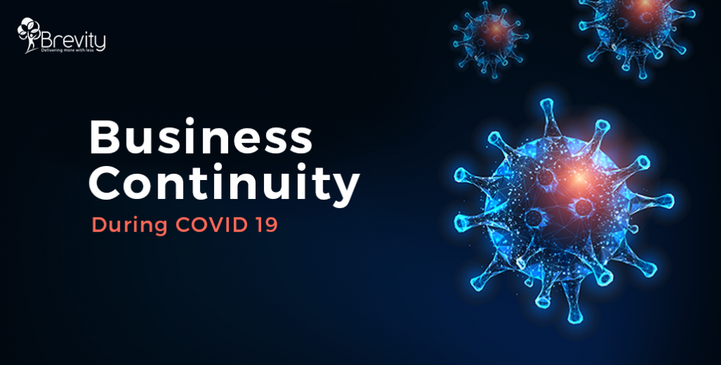 Business Continuity During COVID 19