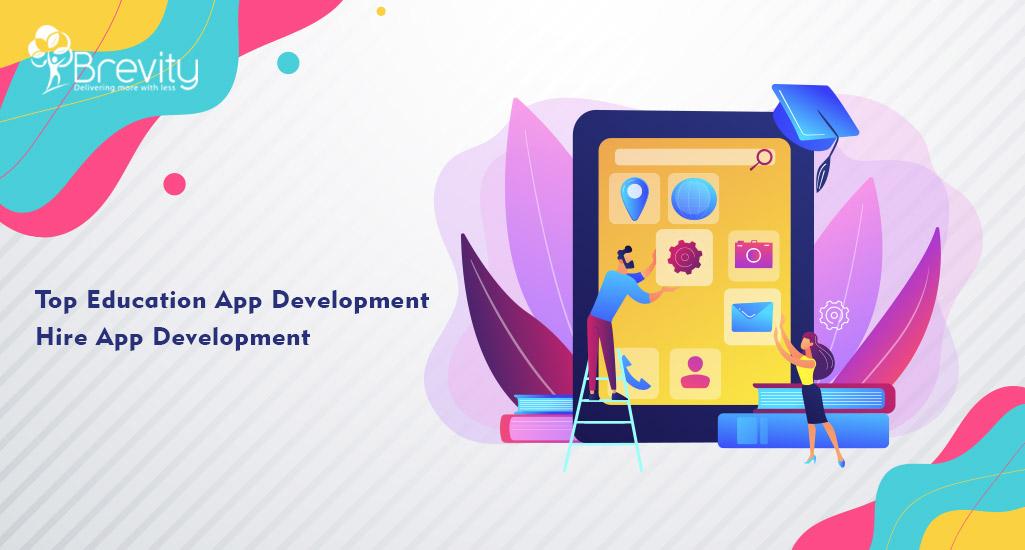 Top Education App Development - Hire App Development